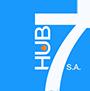 Hub7 Logo